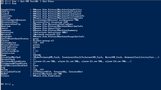 Exploring Extended Properties in PowerCLI | Jonathan Medd's Blog