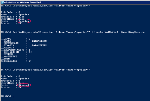 PowerShell 2 0: One Cmdlet at a Time #89 Invoke-WMIMethod