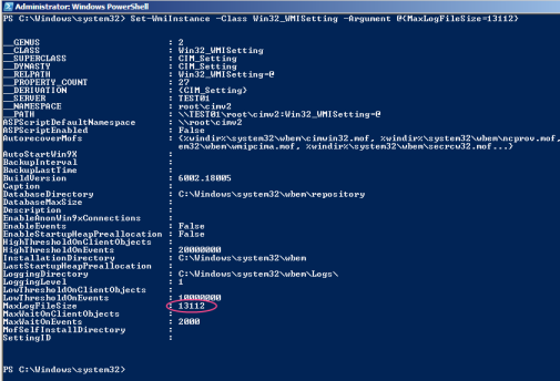 PowerShell 2 0: One Cmdlet at a Time #91 Set-WmiInstance