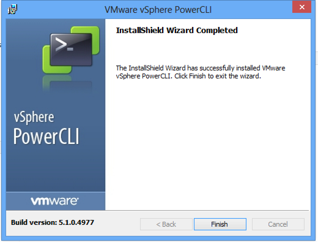 Install PowerCLI 5 1 in Windows 8 | Jonathan Medd's Blog