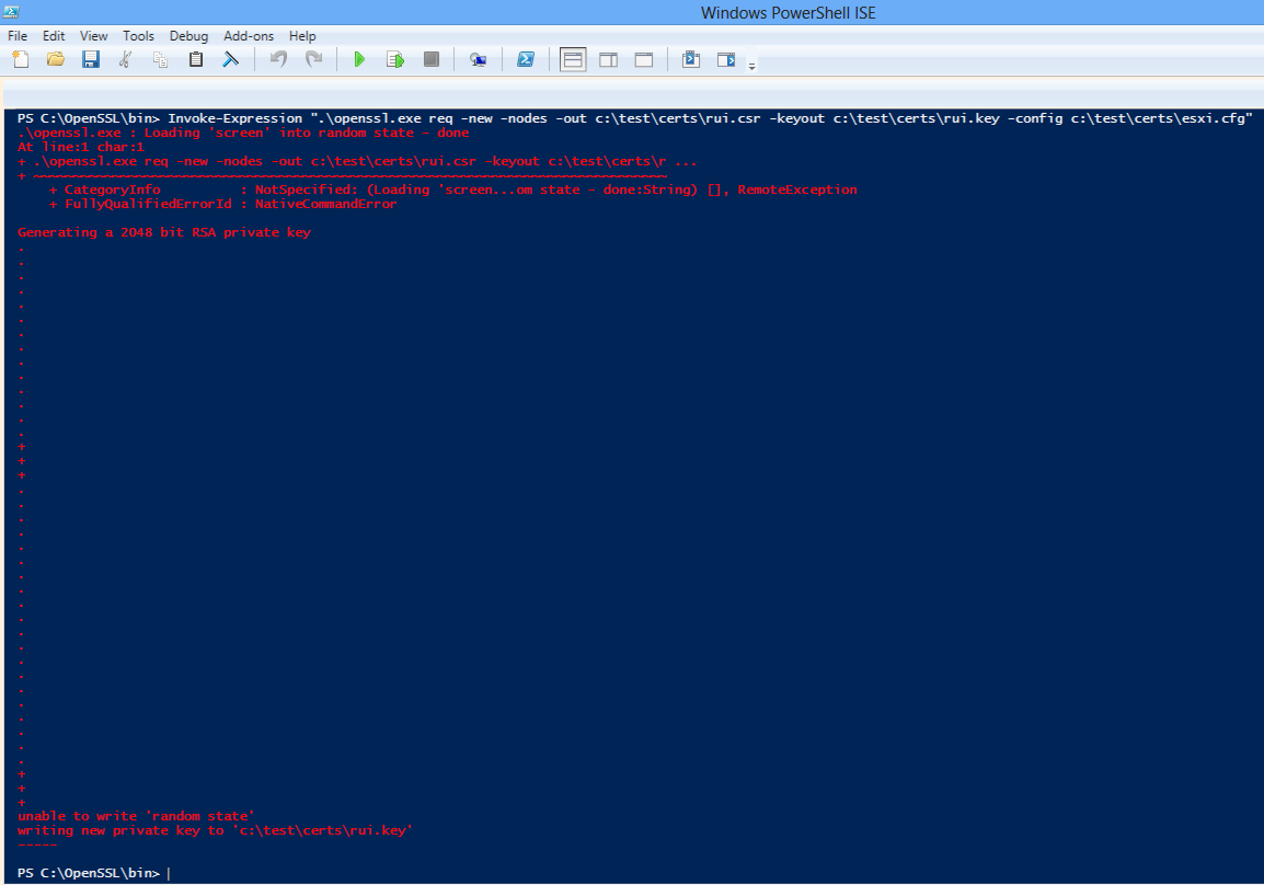 Making Native Executables in Windows Run Quietly in