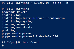 Using SSH to Access Linux Servers in PowerShell | Jonathan Medd's Blog