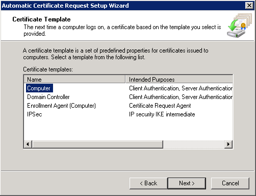 Automating vcac tenant creation with vco part 1 ad ssl jonathan 3 check that your dc has been issued a certificate note to speed this part up you may need a gpupdate force and possibly also a reboot yelopaper Image collections