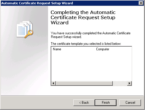 Automating vcac tenant creation with vco part 1 ad ssl jonathan 3 check that your dc has been issued a certificate note to speed this part up you may need a gpupdate force and possibly also a reboot yadclub Gallery