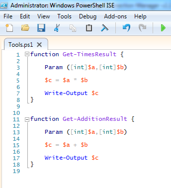 How To Make Use Of Functions in PowerShell | Jonathan Medd's Blog