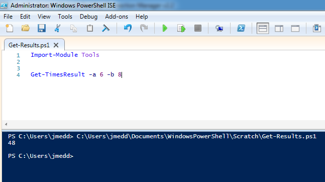 How To Make Use Of Functions in PowerShell | Jonathan Medd's