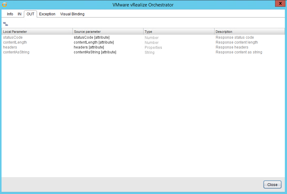 Working with the vRealize Automation REST API via vRealize