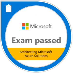 Preparing for 70 534 architecting microsoft azure solutions in addition for this exam i used the excellent 70 534 preparation course from scott duffy on udemy httpsudemy70532 azurelearnv4overview not malvernweather Image collections