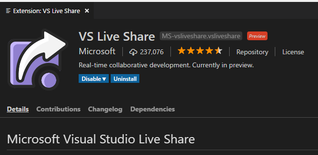 Visual Studio Live Share – Initial Experiences | Jonathan Medd's Blog